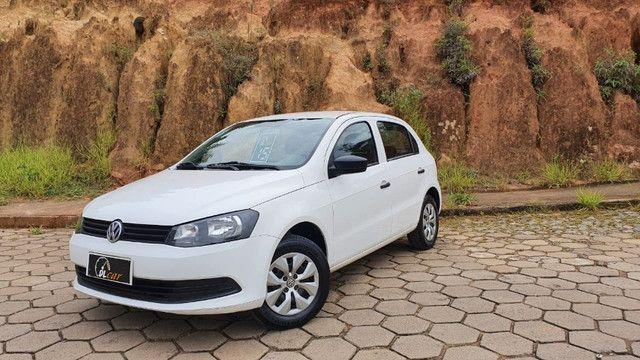 VW Gol G6 Special 1.0 Branco Completo Ú.Dono