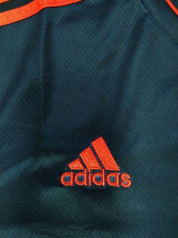 Camisa Flamengo Adidas 2021 Original Importada Entrego - Foto 4
