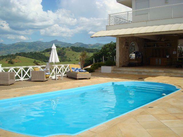 Casa de Alto Padrão em Cambuí - Minas Gerais