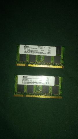 2x2gb ddr2 notebook