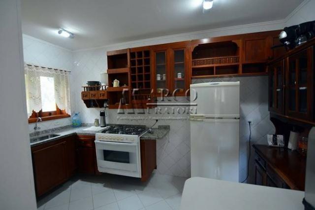 Casa em condomínio , 3 dorm + 3 quartos externos, linda vista com churrasqueira - Foto 18