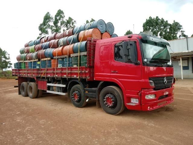 Caminhão Bitruk Atego 2428 ano2011