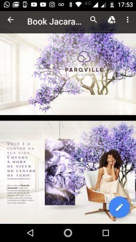 Condôminio Horizontal de Lotes Parqville Jacarandá ( Aparecida dr Goiânia)