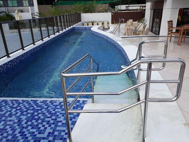 Koster- Apartamento 144m² / 165m² c/ 3 suites em Tirol Dependência completa