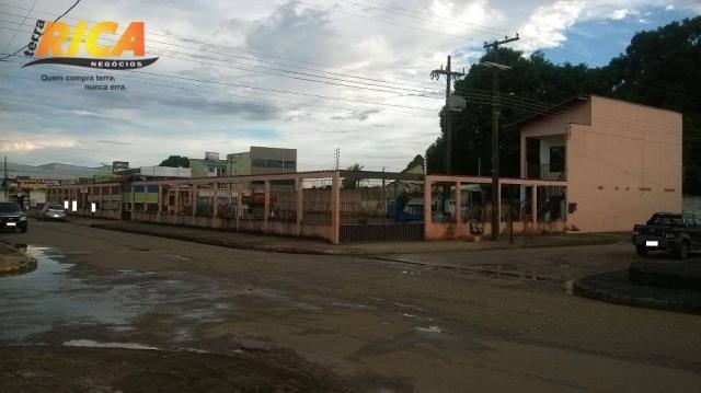 Terreno comercial à venda, Agenor de Carvalho, Porto Velho.