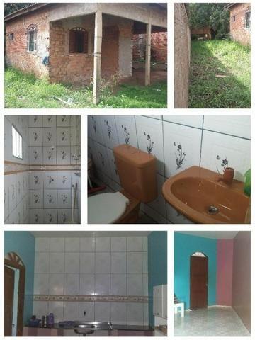 Aluguel de casa R$ 400, tem que pagar energia e água