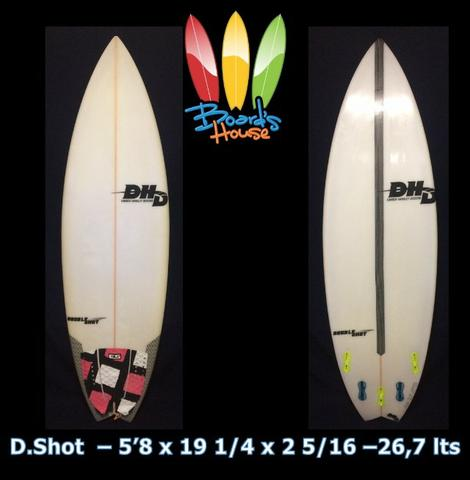 Prancha de surf DHD Double Shot - PU