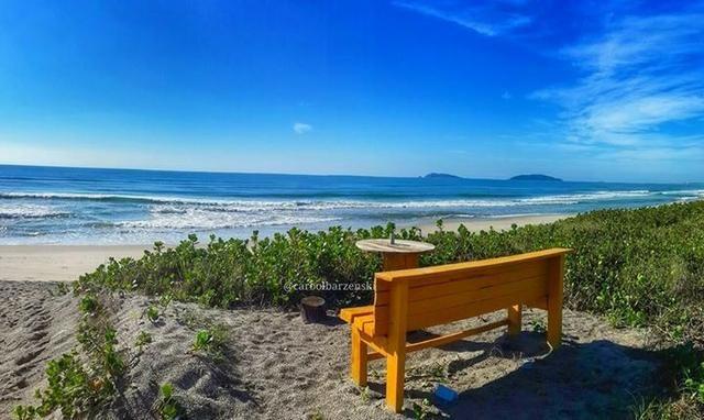 Terreno Praia do Ervino Escriturado Próximo do Mar