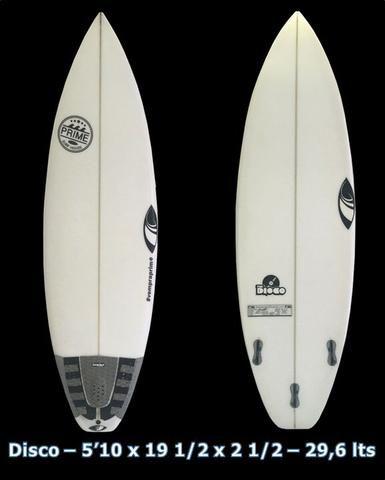 Prancha de surf Sharpeye