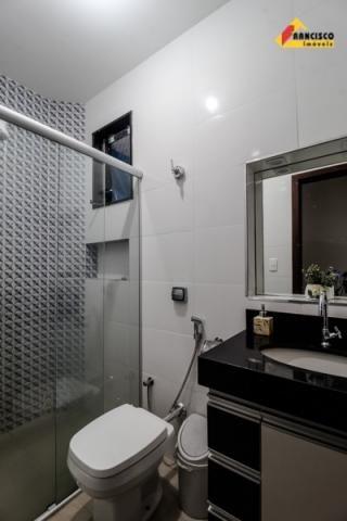 Casa residencial para aluguel, 2 quartos, 1 vaga, nossa senhora das graças - divinópolis/m - Foto 8
