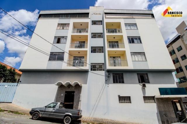 Apartamento para aluguel, 3 quartos, 1 vaga, catalão - divinópolis/mg - Foto 2