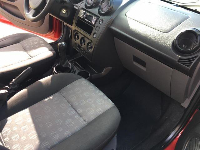 Ford Fiesta 1.6 2011 Único Dono Completo Super Novo - Foto 11