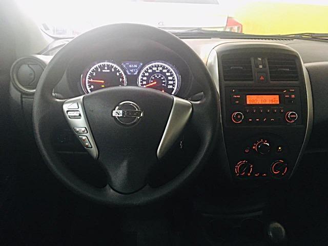 Nissan Versa 1.6S flex 4p manual - Foto 8