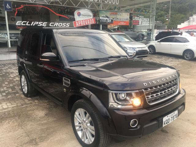 Land Rover Discovery se 3.0 2014 top top 07 lugares - Foto 3