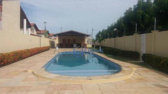 Casa com 2 dormitórios à venda, 49 m² - Planalto Horizonte - Horizonte/CE - Foto 2