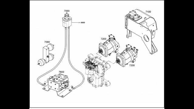 Comando hidraulico novo Rexroth - Foto 5
