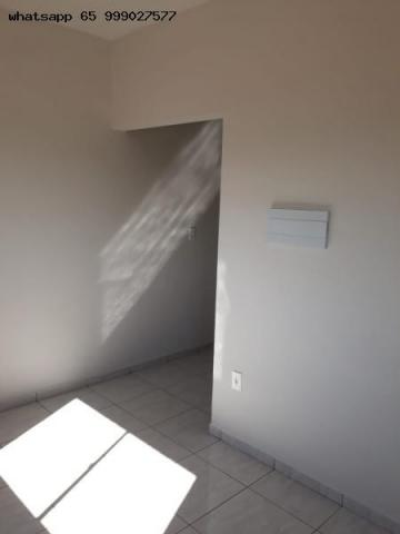 Casa para Venda em Várzea Grande, Paiaguas, 2 dormitórios, 1 banheiro, 2 vagas - Foto 2