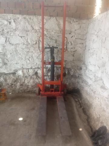 Empilhadeira hidráulica Usada - Foto 5