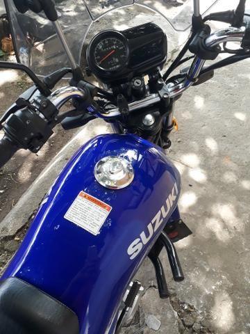 Suzuki Gs 120 novinha - Foto 4