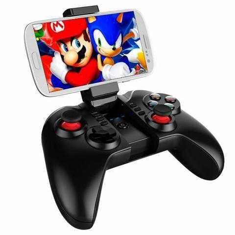 Controle Gamepad Bluetooth Ípega 9068 - Foto 5