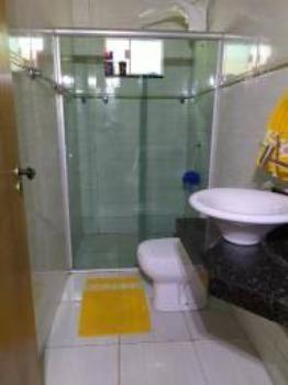 Linda casa, cond fechado, Vicente Pires, Rua 8, churrasq, piscina aquecida, 4qts, 4ban - Foto 12