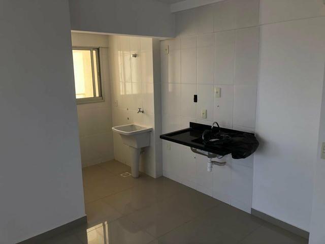 Apart novo 2 qts 1 suite ótima localização lazer completo - Foto 12