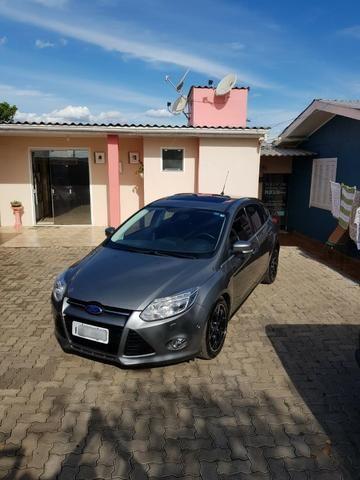 Ford Focus Titanium Plus *Teto Solar* - 2015 - Foto 4