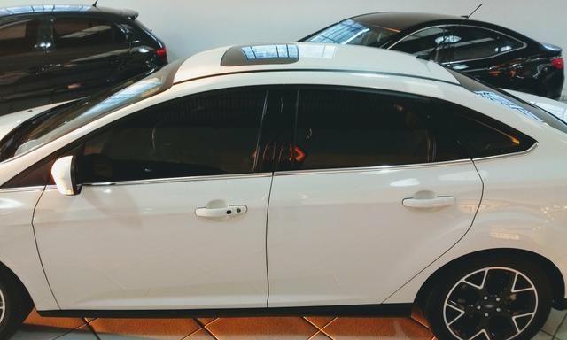 Focus sedan titanium plus c/ Teto 2014 - Foto 6