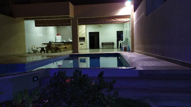 Linda casa, cond fechado, Vicente Pires, Rua 8, churrasq, piscina aquecida, 4qts, 4ban - Foto 20