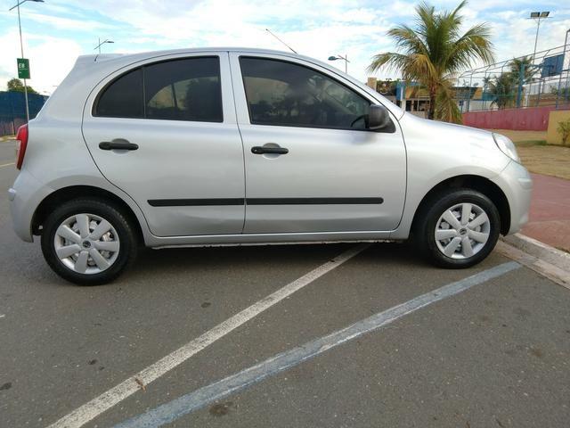 Nissan March 2011/12 Básico IPVA Pago - Foto 5