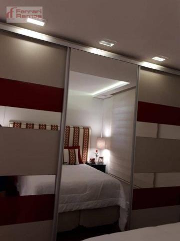 Apartamento com 3 dormitórios à venda, 92 m² por r$ 699.000 - vila augusta - guarulhos/sp - Foto 19