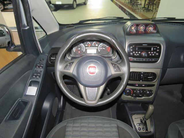 Fiat Idea 1.8 Mpi Adventure 16v Flex 4p Dualogic Automatizado Top de Linha 48.900 Km - Foto 9