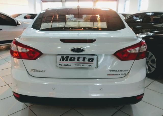 Focus sedan titanium plus c/ Teto 2014 - Foto 12