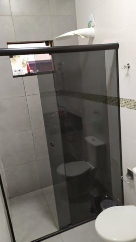 Linda casa, cond fechado, Vicente Pires, Rua 8, churrasq, piscina aquecida, 4qts, 4ban - Foto 16