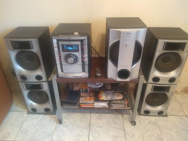 Mini System Sony MHC GNX 100