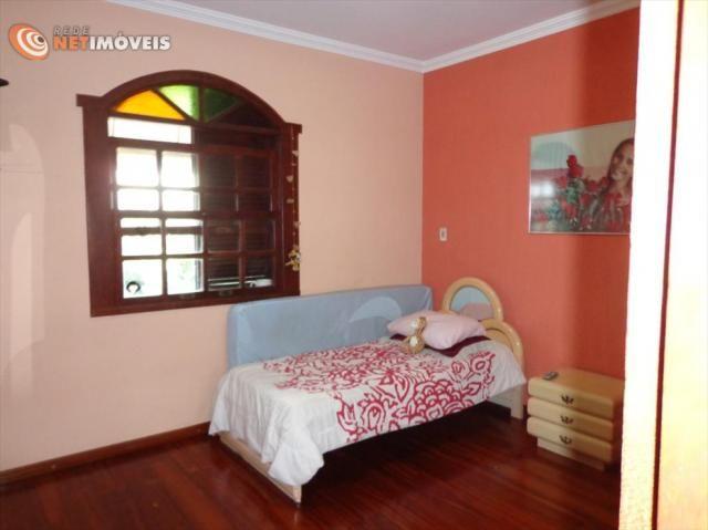 Casa à venda com 4 dormitórios em Alípio de melo, Belo horizonte cod:421325 - Foto 8