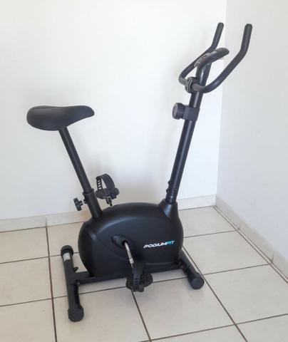 976359480 Bicicleta Ergométrica PodiumFit V100 Magnética Silenciosa