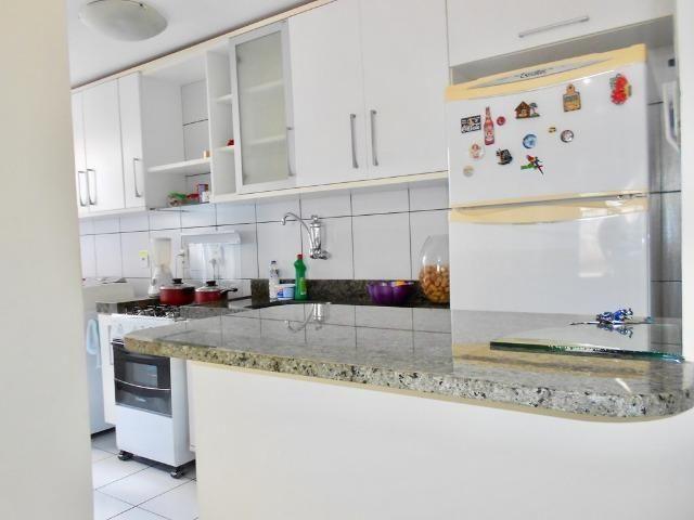 Apartamento no Cambeba com 3 quartos, 80m e 1 vaga de Garagem - Foto 6