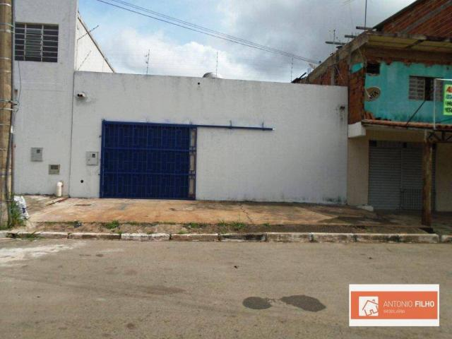 Galpão de 140m² em Samambaia Sul, ADE CJ 5