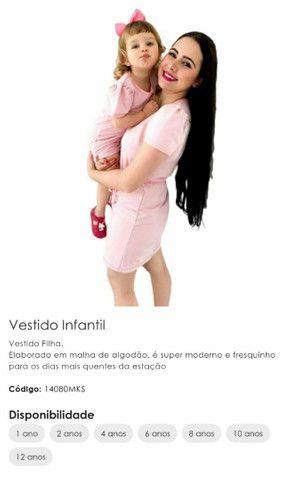 Conjunto mãe e filha  - Foto 3