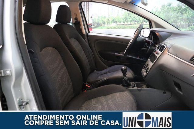 Punto 1.4 Attractive 2011 Completo Impecavel Apenas 21.900 Financia/Troca Ljd - Foto 14