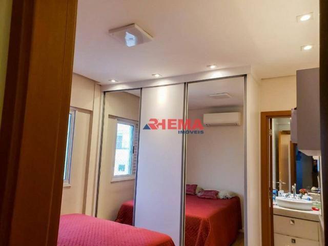 Apartamento com 2 dormitórios à venda, 64 m² por R$ 600.000,00 - José Menino - Santos/SP - Foto 15