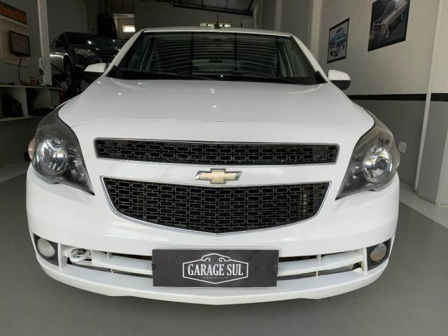 Chevrolet Agile LTZ 1.4 Flex - Foto 3