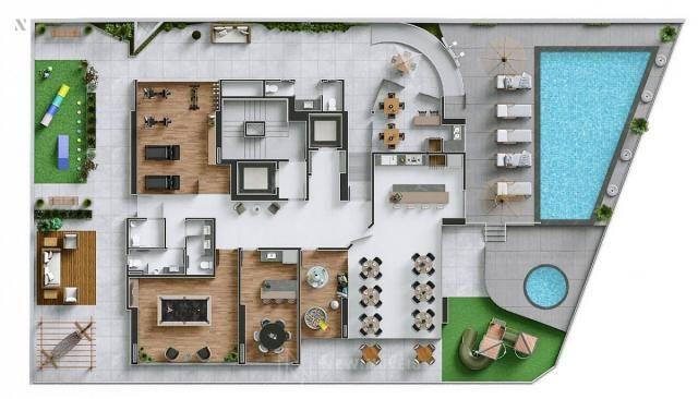 Apartamento na Planta na Avenida Brasil com 4 Suítes em Balneário Camboriú - Foto 7