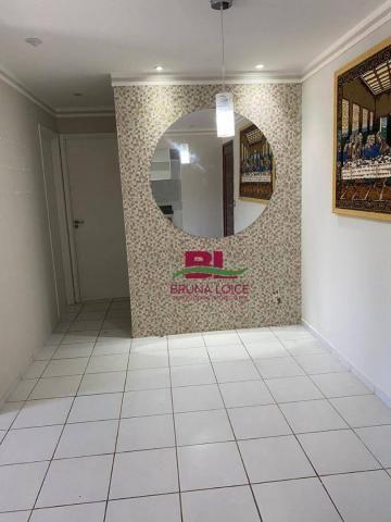 Apartamento à venda no Central Park, 67 m² por R$ 275.000 - Neópolis - Natal/RN - Foto 2