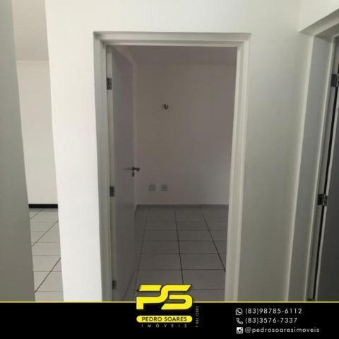 Apartamento com 2 dormitórios à venda, 69 m² por R$ 169.000,00 - Água Fria - João Pessoa/P - Foto 3