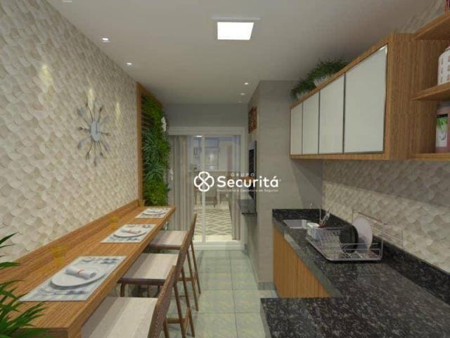 8413 | Apartamento à venda com 2 quartos em Canadá, Cascavel - Foto 3