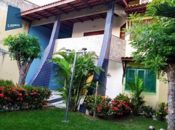 Casa Duplex 360 m² à venda, 5 suites, 4 vagas, Edson Queiroz, Fortaleza. - Foto 7