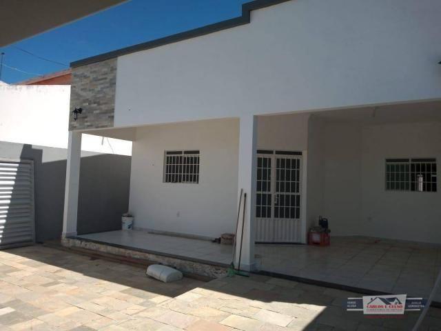 Casa com 3 dormitórios à venda, 160 m² por R$ 240.000,00 - Salgadinho - Patos/PB - Foto 2