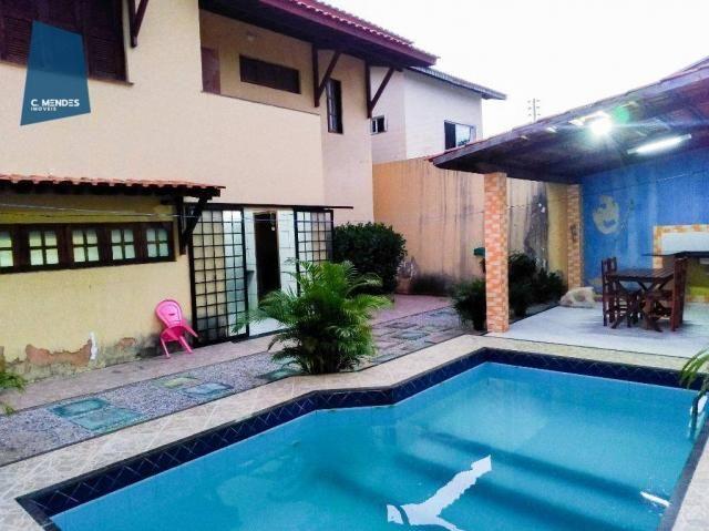 Casa Duplex 360 m² à venda, 5 suites, 4 vagas, Edson Queiroz, Fortaleza. - Foto 2